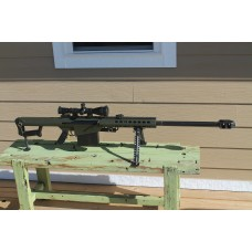 "Barrett M82A1 OD Green 29"" Barrel"